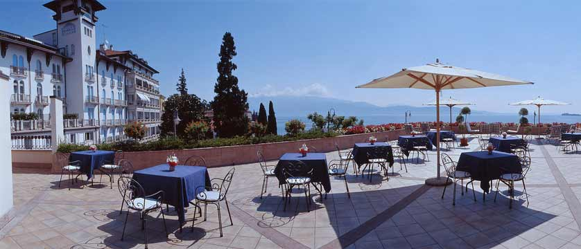 Hotel Savoy Palace, Gardone Riviera, Lake Garda, Italy - terrace area.jpg